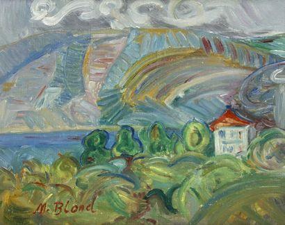 Maurice BLOND (1899-1974)