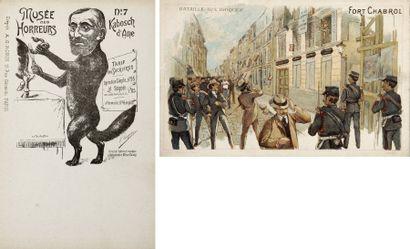 AFFAIRE DREYFUS - Cartes postales - Le Fort...