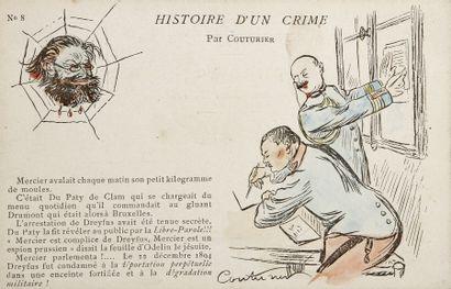 AFFAIRE DREYFUS - Cartes postales - Histoire...