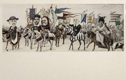 AFFAIRE DREYFUS - Cartes postales françaises,...