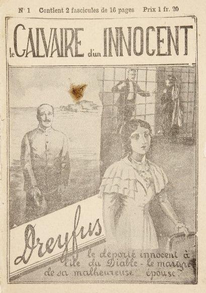 AFFAIRE DREYFUS - Le calvaire d'un innocent....