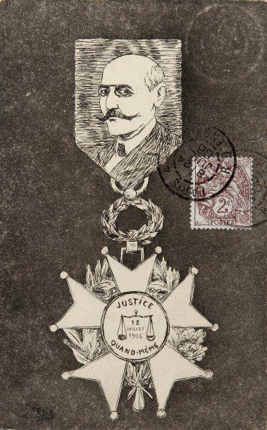 AFFAIRE DREYFUS - Cartes postales - Photos,...