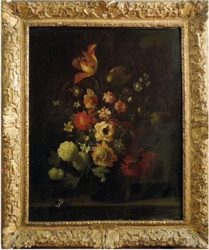 Attribué à Jean - Michel PICART (1600 - 1682)