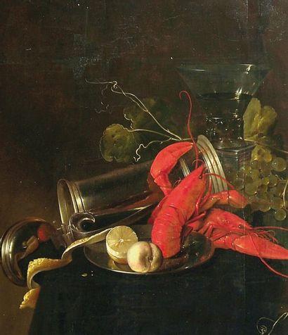 Jan Davidsz de HEEM (utrecht, 1606 - Anvers, 1684)