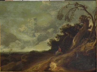 Attribué à Roelant ROGHMAN (1627 - 1692)