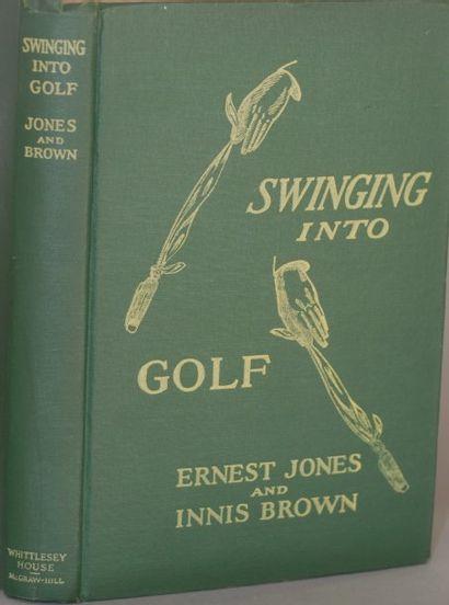 Ernest JONES & Innis BROWN