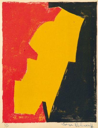 Douze Lithographies Originales en couleurs...