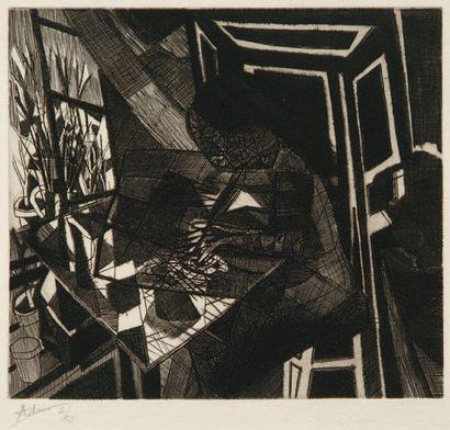 Henri-Georges Adam(1904-1967)