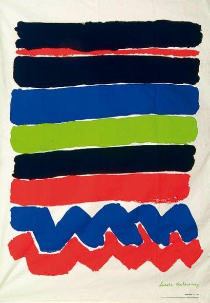 Sonia Delaunay (1885-1979) (d'après)