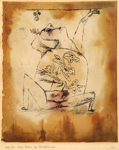 Paul Klee (1877-1940) (d'après)