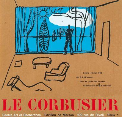Le Corbusier (Charles-Édouard Jeanneret, dit) (1887-1965) (d'après)