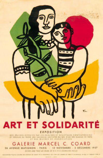 Fernand Léger (d'après) (1881-1955)