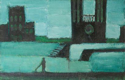 Bernard BYGODT (1939-2004) Notre Dame de...