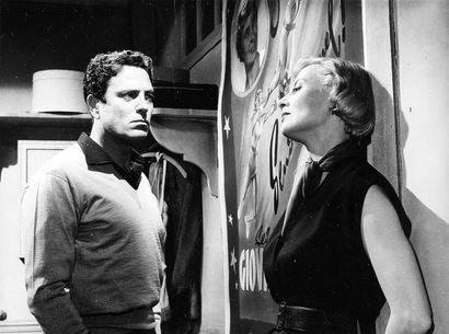 Obsession, 1954. De Jean Delannoy, avec Michèle...