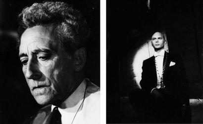 Le testament d'Orphée, 1960. De Jean Cocteau,...