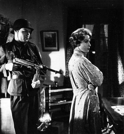 La chatte, 1958. De Henri Decoin, avec Françoise...