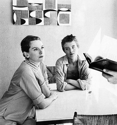 Bonjour tristesse, 1958. De Otto Preminger,...
