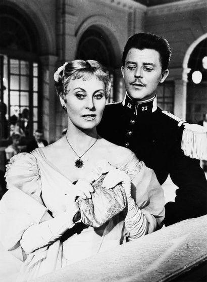 Les Grandes Manoeuvres, 1955. De René Clair,...