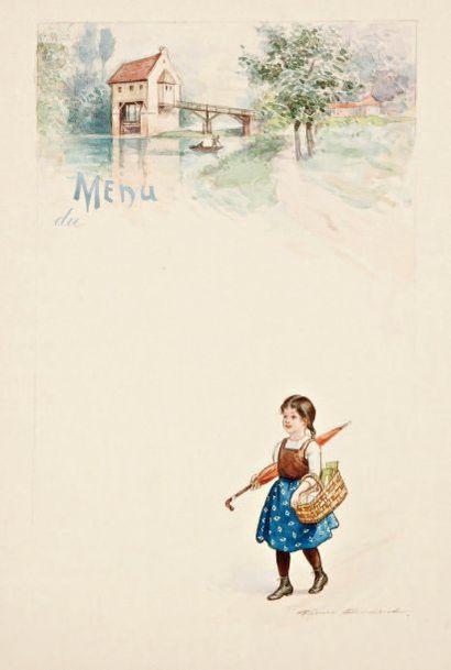FIRMIN BOUISSET (1859-1925)