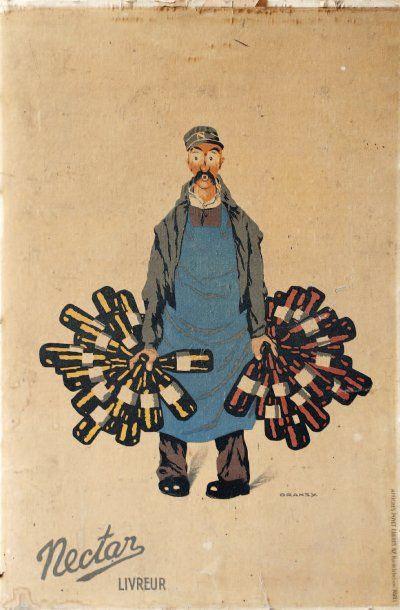 DRANSY (Jules Isnard, 1883-1945)