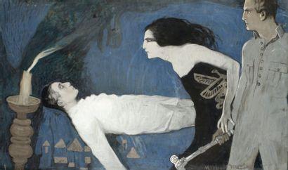 Manuel ORAZI (1860-1934)