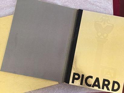 [QUINCAILLERIE] PICARD. Ensembles de styles...