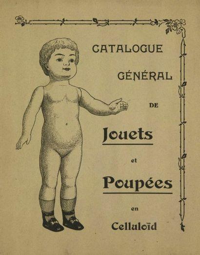 [JEUX - JOUETS]. Catalogue général de Jouets...