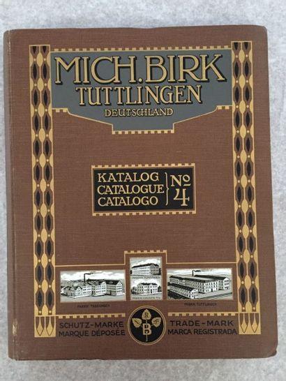 [SANTÉ] MICH. BIRK. Catalogue n° 4. Tuttlingen,...