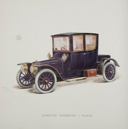 [AUTOMOBILES] PANHARD & LEVASSOR. S'ils avaient eu l'automobile ! Textes retrouvés...