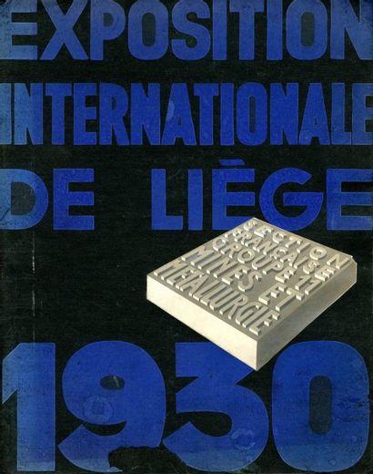 [EXPOSITIONS] Trois volumes. - Achetez français. Draeger, 1938. In-folio (39 x 30...