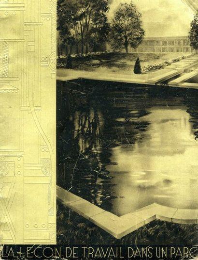 KRULL, GERMAINE (1897-1985) Deux volumes....