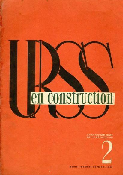 [URSS EN CONSTRUCTION] L'Arménie Soviétique....