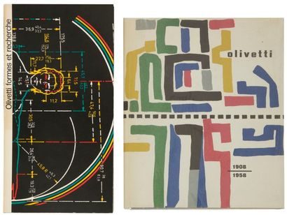 [ARTS DÉCORATIFS] [OLIVETTI] - Formes et...