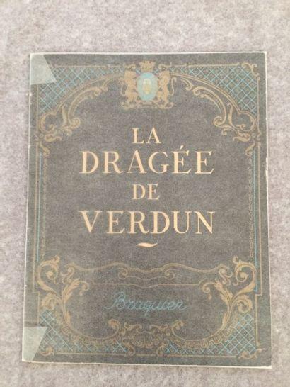 [CONFISERIE] BRAQUIER. La Dragée de Verdun....
