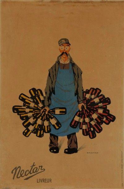 [ŒNOLOGIE - NICOLAS VINS] DRANSY (1883-1945)...
