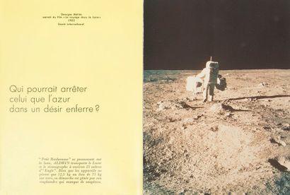[IMPRIMERIE] [Terre - Lune] Collectif Textes...