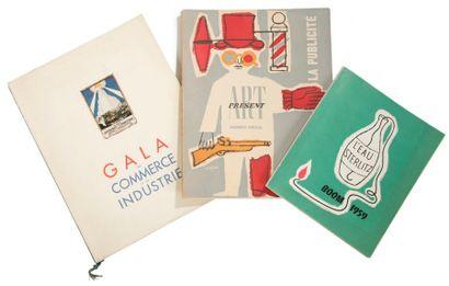 - Catalogue du Gala du commerce et de l'industrie,...