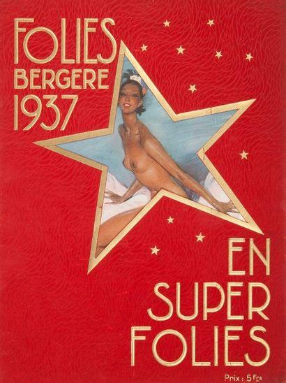 [THÉÂTRE] En super folie, Folies Bergères,...