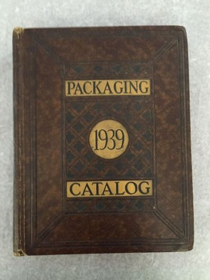 [EMBALLAGES] BRESKIN & CHARLTON. 1939 Packaging...