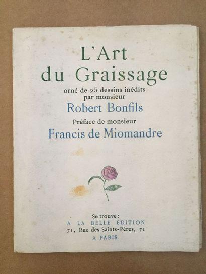 [MÉCANIQUE] MIOMANDRE (Francis de). L'art...