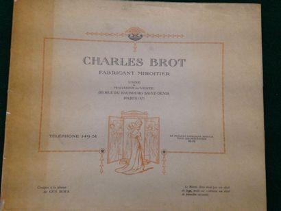 [MIROITERIE] BROT (Charles) - GUS BOFA. Charles...