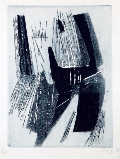 Huguette ARTHUR BERTRAND (1922-2005)