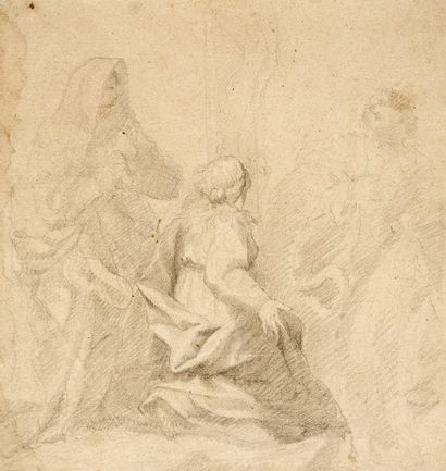 Attribué à Charles de la Fosse (1636 - 1716)