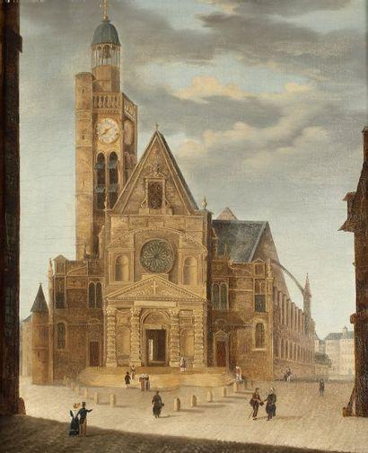 Ecole FRANCAISE du début du XIXE siècle
