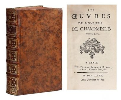 Monsieur de CHAMPMESLE.