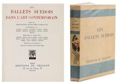 BALLET SUEDOIS DANS L'ART CONTEMPORAIN (Les)....
