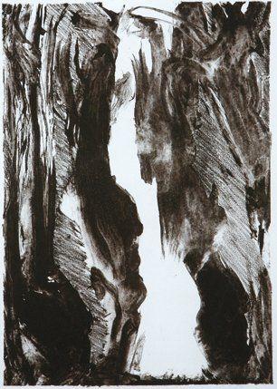 Roger GROSLON (Né en 1933) Sans titre Lithographie. Signée, datée «01.2005» et numérotée...