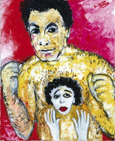 Loulou TAYEB (Né en 1942)
