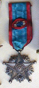 Médaille de la loge «Saint de Jérusalem....