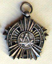 Médaille de la loge «Le TRAVAIL» à l'Orient...